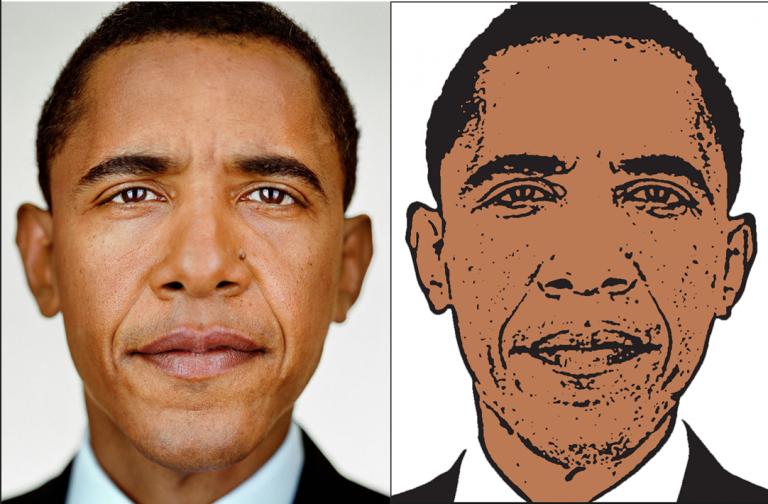 Cartoon Effect In Photoshop Ducky Designs