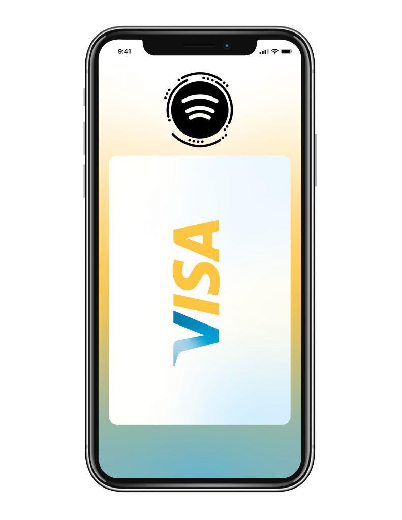 Visa Pay - NFC